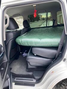 Надувной матрас в багажник Toyota land Cruiser 200