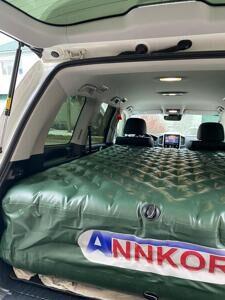 Надувной матрас в авто Toyota Land Cruiser 200